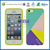 Hot products wholesale competitive price lightful tpu phone case for iphone 5c shell