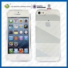 Top grade tpu sleeve for iphone 5