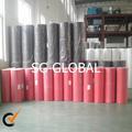 China 100% de polipropileno spunbonded no tejido fabricante de tejidos de la industria