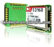 SIMCOM GPS/GLONASS/QZSS/Galileo Module with Active and passive antenna