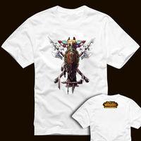New arrival OEM design custom mens full hand t-shirts