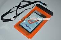 ipx8 waterproof smartphone case for samsung galaxy mega 6.3