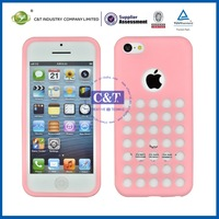 Newest arrival luxurious 2014 new candy color tpu case cover for apple iphone 5 5s