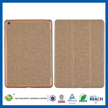 Hot sale sublimation for ipad 5 ultra slim folding smart cover