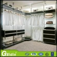 Gaidin interior moving wardrobe locker with digital lock