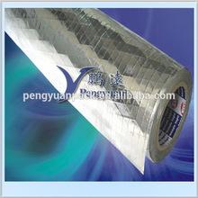 Aluminum Foil Kraft Paper With Fiber Glass Scrim, Radiant Barrier Foil