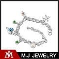 Mj joyería 22k venta al por mayor de joyas de oro s-b01052 dubai