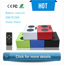 Professional 2013 newest hot sales with hands free mini bluetooth speaker Made in China
