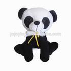 Animal toy series Dr dress panda bear stuffed toys