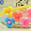 fashion plastic hairband plastic hair band for kids flower design plastic headband