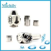 2015 new fashion made in china stainless steel mechanical mod hammer mod e cigarette