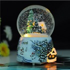 Christmas Photo snowball, Snow globe
