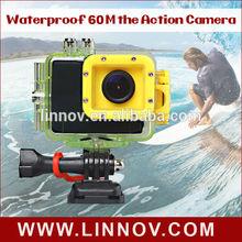 Large screen 2.0 inch TFT LCD display 60fps bike camera , handycam camcorder L-002