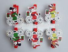 fashion mini santa&snowman christmas decoration