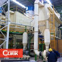 Calcined Calcium Oxide Powder CaO Grinding plant / grinding powder making machine /Exporter powder line