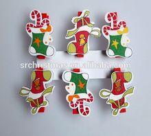 fashion mini christmas stocking decoration