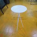 Trípode mesa de café