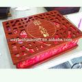 la medicina chino antiguo de madera hechos a mano cajas