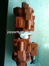 Kawasaki pompe hydraulique k3v63dt dh150 pour daewoo, daewoo, doosan, hyundai pelle pompe hydraulique