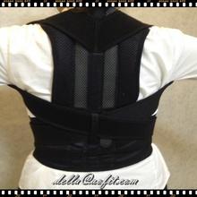 Back Shoulder Waist Support Belt Corrector Belt