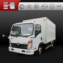 SINOTRUK HOWO mini van truck