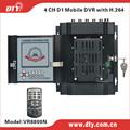 دفر مراقبة مسجل سيارة dty vr8800n/ موثوقة مركبة cctv dvr موبايل