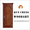 High cost performance home solid wood door gate indian door designs/solid timber interior door