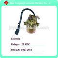 piezas del motor deutz de parada solenoide de la válvula 0427 2956