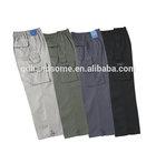 hot sale men's fashion workwear working trousers