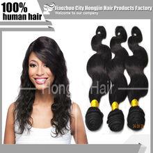 2014 New Products Black Women Grade 6A Cheap Brazilian Remy Hair 100% Brazilian Human Hair Weave
