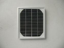 5W 6v solar glass lamination panels from shenzhen