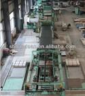 Shanghai high quality cutting machine/cut to length line/fly shear cut to length line