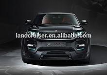 land rover Body kit for range rover evoque 2012-2013 Range Rover Evoque Haman style wide body