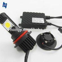 skoda octavia led headlight 25W 1800LM H4 H7 H8 H9 H10 H11 H16 9005 9006 Sockets 5000K