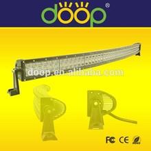 Hot!! CURVED led light bar CE& RoHS approved led bar atv led light bar
