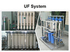 UF water system plant/RO/UF water systems for mineral water (KYUF-5000)