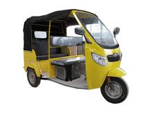 bajaj three wheeler/bajaj passenger tricycle/three wheel motorcycle taxi