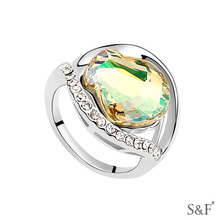 14992 Alibaba old gold supplier wholesale 2014 fashion ring