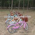 crucero de la playa de la bicicleta tipo de venta al por mayor de fábrica