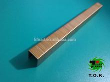 21ga 8006 GalvanIzed iron industrial staple