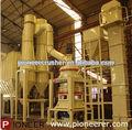 Pioneer melhor qualidade powder mill máquina/pó de pedra de moinho para venda