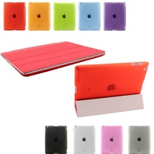 Premium Ultra Thin PU Leather Smart Stand Cover Case for iPad 2 3 4/mini/Air