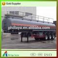 De alta calidad de combustible/diesel de transporte del tanque acoplado( othe volumen opcional)