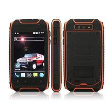 Original Hummer H1+ IP67 Android smart phone MTK6572 Dual Core waterproof mobile phone