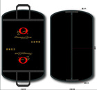 wholesale fabric garment bag , foldable luxury suit cover with free sample ,mens suit garment bag