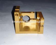 precision cnc machining metal part of 3D metal printer