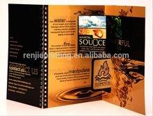 New Designed brochure printing/catalogue printing