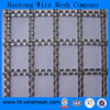 Factory Ss Flat Wire Woven Curtain Mesh Decorative Wire Mesh