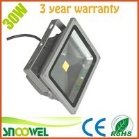 Waterproof External 30W COB IP65 led outdoor flood light 30w