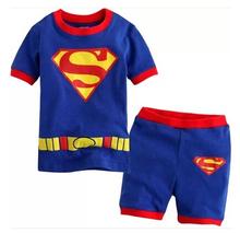 children clothing set,latest summer cartoon spider man designs